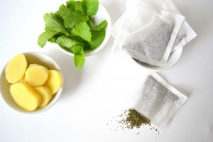 Mint and Ginger